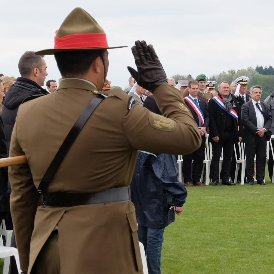 Anzac Day Somme Romain Joron